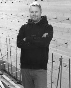 Andrew Hlady – Site Supervisor