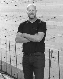 Ron Mather – Site Supervisor